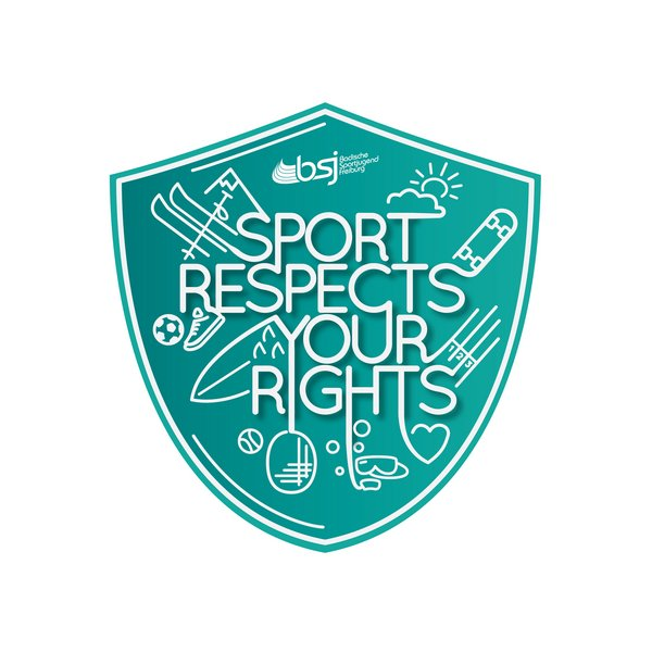 Sport Respects Your Rights Logo